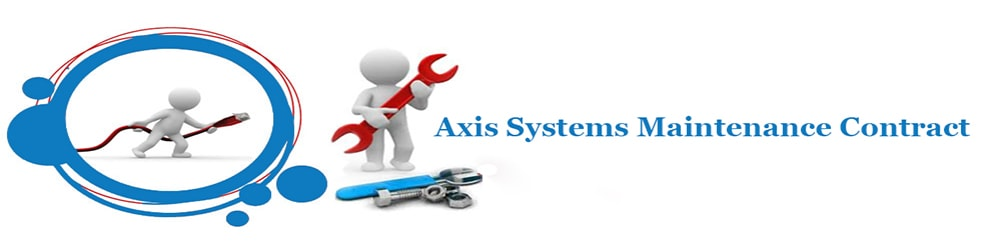 Axis Systems Maintenance Contract