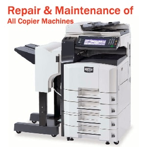 Printer Repair & Maintenance Services